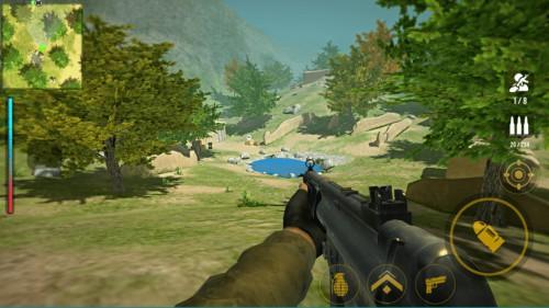 Yalghaar Game: Commando Mod